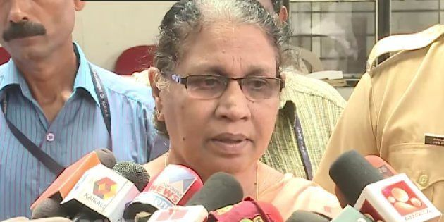 Kerala Women's Commission Chief Says She Was Bombarded With Death Threats, Human Excreta For Pulling...