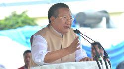 Nagaland CM Rejects Resignation