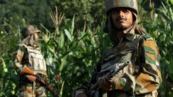 Infiltration Bid Foiled In J&K , 4 Terrorists