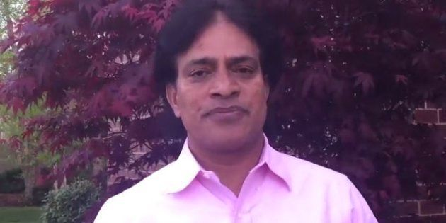 Indian Doctor Achutha Reddy Stabbed To Death In