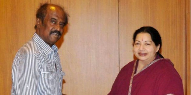 Jayalalithaa's Death: Rajinikanth, Amitabh Bachchan Condole 'Amma's'