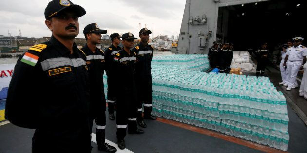 India Sends Ship With Relief Material As Death Toll In Lanka Floods Touches