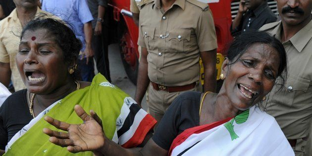 Three Die Of Shock, 2 Persons Attempt Suicide After Jayalalithaa's