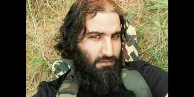 Sabzar Ahmad Bhat Was A Close Aide Of Burhan Wani And Joined The Hizbul Mujahideen After A Failed Marriage