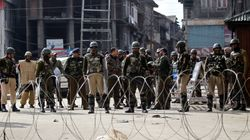 Shutdown In Kashmir Valley After Violent Protests Over Death Of Burhan Wani's