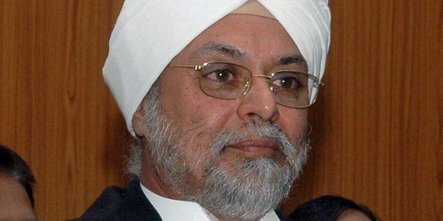 Justice Jagdish Singh Khehar in a file