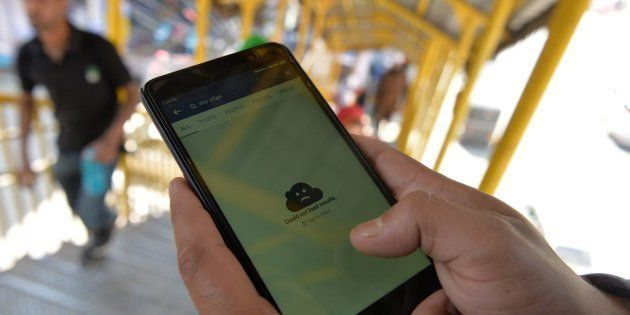 Not Even 24 Hours After It Was Restored, Mobile Internet Services In Kashmir Valley Snapped