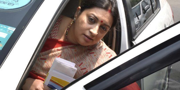 Smriti Irani Takes Down Derek O'Brien Over Allegations Of PM Modi Following Twitter