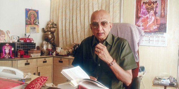 Veteran Journalist Cho Ramaswamy Dies At