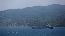 800 Tourists Stranded In The Andamans After Heavy Rain, Navy Launches Rescue
