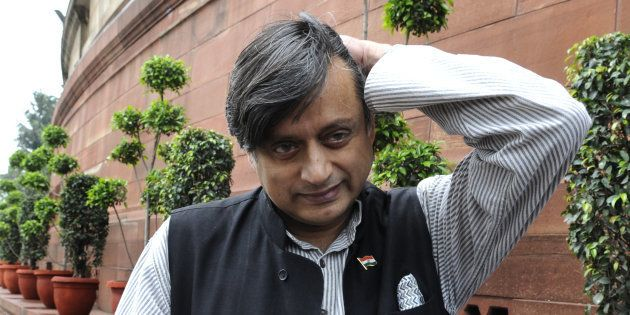 Gandhi Glasses Gifted By PM Modi Stolen From Shashi Tharoor's