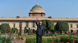Two New Varieties Of Roses At Mughal Gardens Named After Pranab Mukherjee And His
