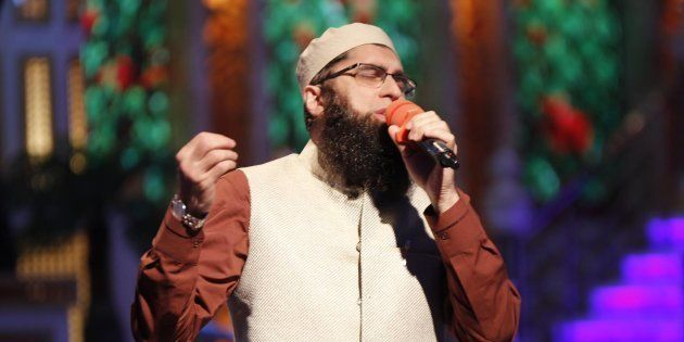 Junaid Jamshed in a file