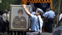 IAF Marshal Arjan Singh Cremated With Full State