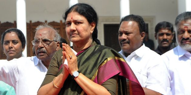 AIADMK MLAs Likely To Urge Sasikala To Take Over As Tamil Nadu CM At Sunday Meet In