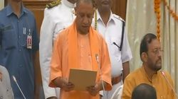 UP CM Yogi Adityanath Takes Oath As Member Of Legislative