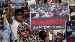 Illegal Rohingya Muslims Might Have Links With ISI And Islamic State, Centre Tells