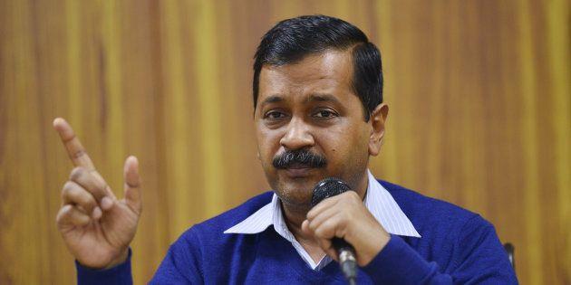 Arvind Kejriwal Accuses 'Shameless', 'Spineless' EC Of Surrendering Before
