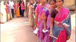 Polling Ends In Goa With 83% Voter