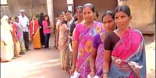 Goa Election 2017: Polling Ends In The State With 83% Voter