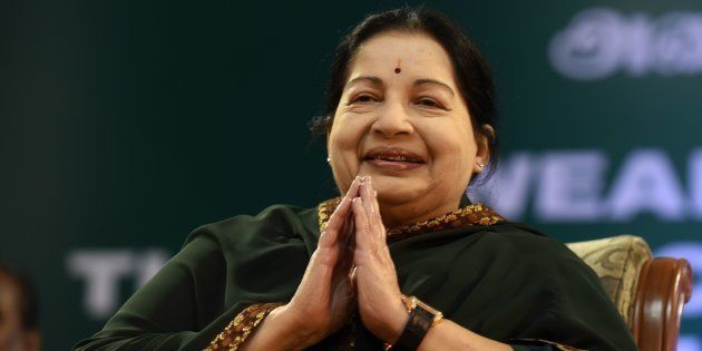 Jayalalithaa Jayaram on May 23,