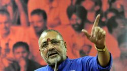 Shiv Sena Backs Union Minister Giriraj Singh On Sterilisation