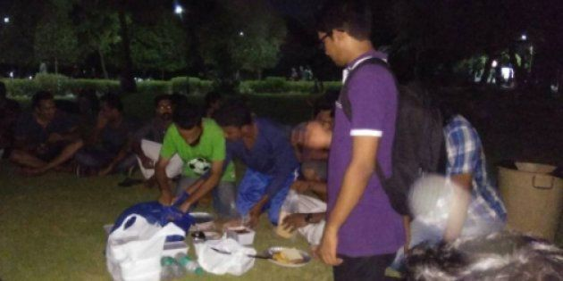 IIT-Madras Students Conduct Beef Fest To Protest Centre's Cattle Slaughter