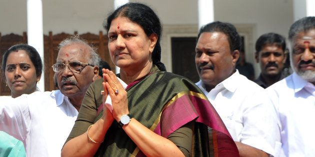 AIADMK MLAs Elect Sasikala Natarajan As Legislative Party Leader To Take Over As Next