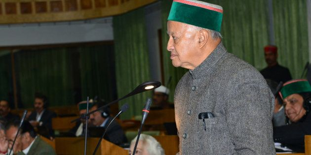 Himachal Pradesh CM Virbhadra Singh Granted Bail In Disproportionate Assets