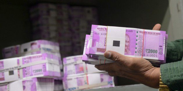 Currency Notes Worth ₹4.27 Lakh Crore Have Been Issued After Demonetisation: