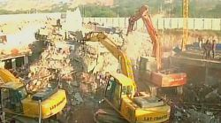 Building Collapses In Hyderabad, 2 Dead, 12 Feared