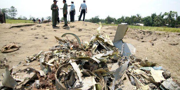 Pilots Of IAF's Crashed Sukhoi-30 Still Missing, Black Box