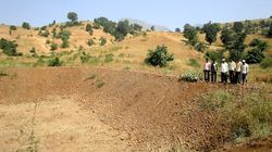These Farm Ponds Show Shoddy Implementation Of Maharashtra's 'Drought-Proofing'