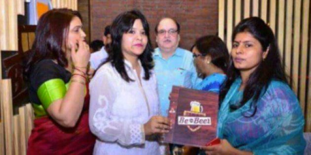Yogi Adityanath Seeks Report On The Inauguration Of Beer Bar By UP Minister Swati