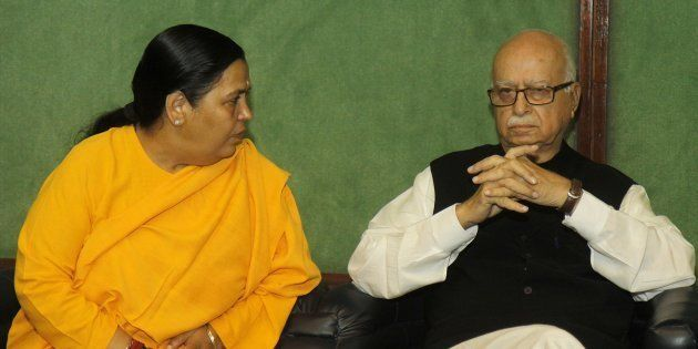 Special CBI Court To Frame Charges Against L K Advani, Murli Manohar Joshi And Uma Bharti In Babri Demolition...