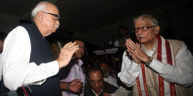 BJP's LK Advani, Murli Manohar Joshi And Uma Bharti To Face Criminal Conspiracy Charges In Babri Masjid...