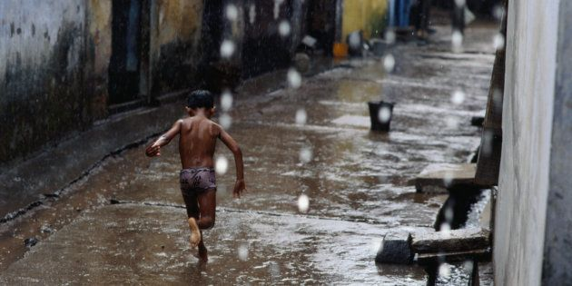 PHOTOS: South-West Monsoon Is Here Early And People Are Loving