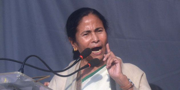 The strong response from Mamata Banerjee came after Parrikar expressed his disappointment in dragging...