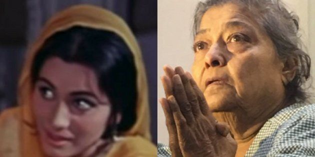 Abandoned By Son Who Allegedly Beat Her, 'Pakeezah' Actor Geeta Will Now Move To An Old-Age
