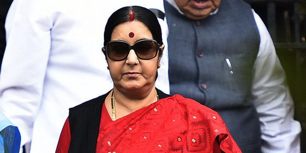 Sushma Swaraj Stable After Kidney Transplant At AIIMS In