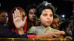 Trupti Desai's Bhumata Brigade Activists Assault Man Charged With Strangling Pune