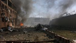 Huge Explosion In Kabul's Diplomatic Enclave, 80 Dead, Over 350