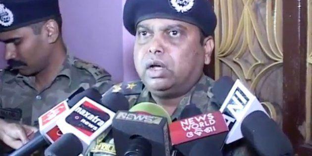 Bastar IG SRP Kalluri Returns, Attached To Raipur Police