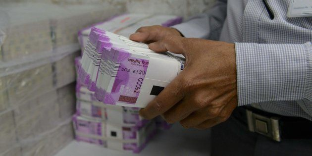 IT Department Seizes ₹24 Crores In New Currency Notes In