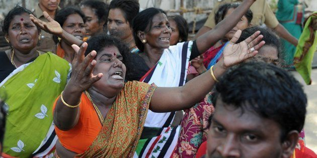 ₹3 Lakh Aid For Families Of 470 People Who Died Of Grief After Jayalalithaa's Demise: