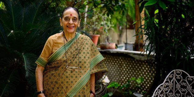 File photo of the late Leila Seth, first woman judge on the Delhi High Court and the first woman to become...