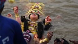 Calcutta HC Cancels Mamata Banerjee's Order On Durga Idol Immersion On