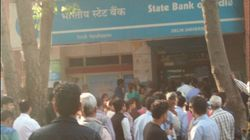 DU Students Study For Exams In ATM Queues As Landlords Insist On Rent In