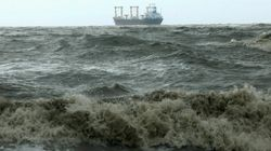 Indian Navy Rescues 27 Bangladeshis Drifting Out At Sea After Cyclone