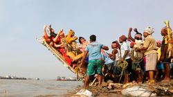 The Morning Wrap: The Hard Truth Of Durga Immersion Row; India Slams Pak At The